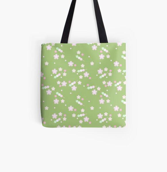 sakura All Over Print Tote Bag