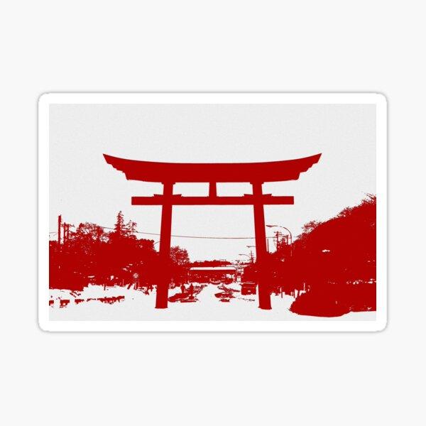 SHINTO Sticker