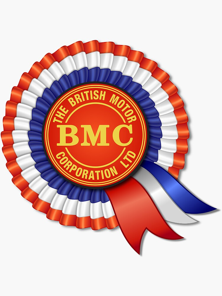 British Motor Corporation (BMC) Rosette by JustBritish