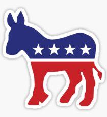 Democrat Original Donkey Sticker