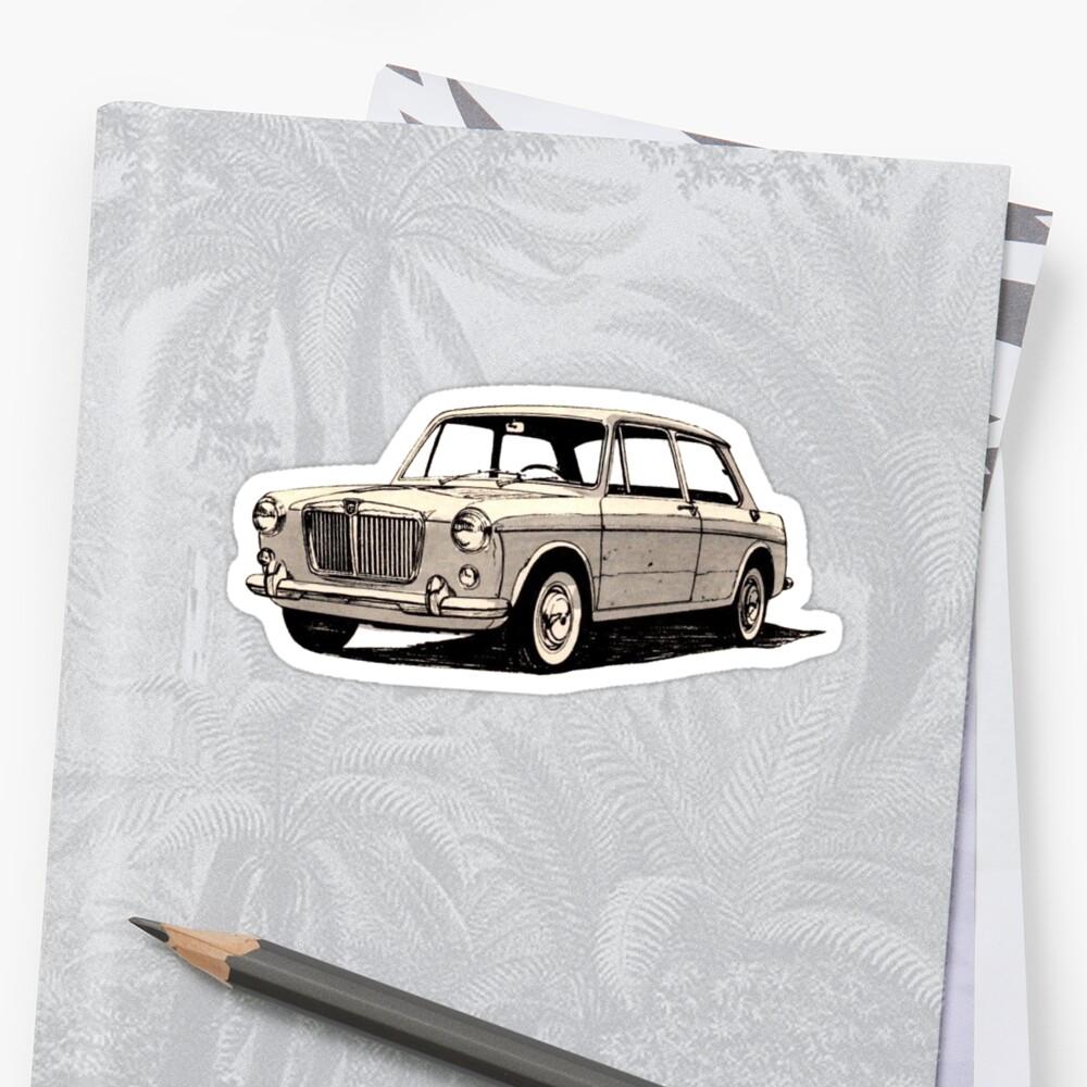 MG 1100 Sticker
