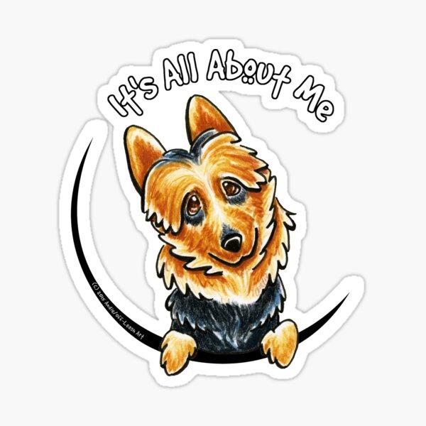 Australian Terrier IAAM Sticker