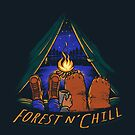 Forest and Chill by tobiasfonseca