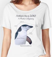 Antarctica 2010: A Photo Odyssey Women's Relaxed Fit T-Shirt