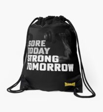 Sore Today Strong morgen Turnbeutel