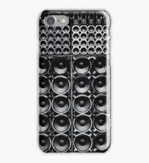 Wall of Sound iPhone Case/Skin