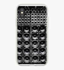 Wall of Sound iPhone Case