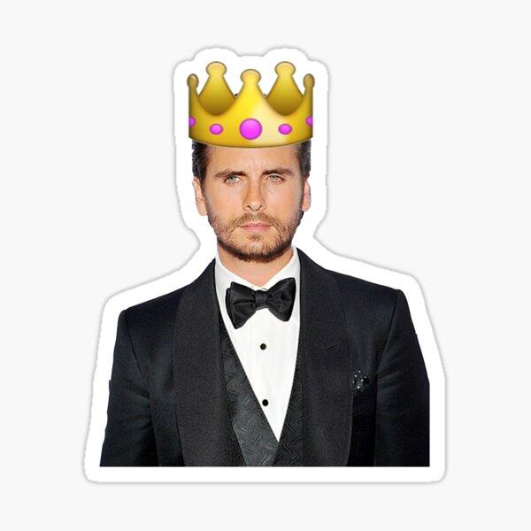 Lord Disick | Crown Emoji Sticker