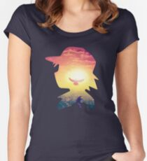 Pika Dream Women's Fitted Scoop T-Shirt