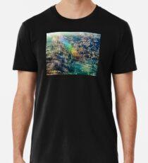 Rainbow Grass Three Men's Premium T-Shirt