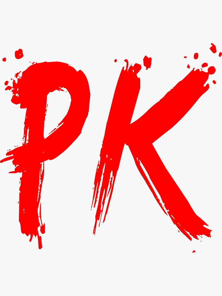 RED-PK LOGO by prawmking