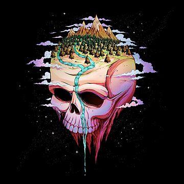 Cráneo del planeta de tobiasfonseca