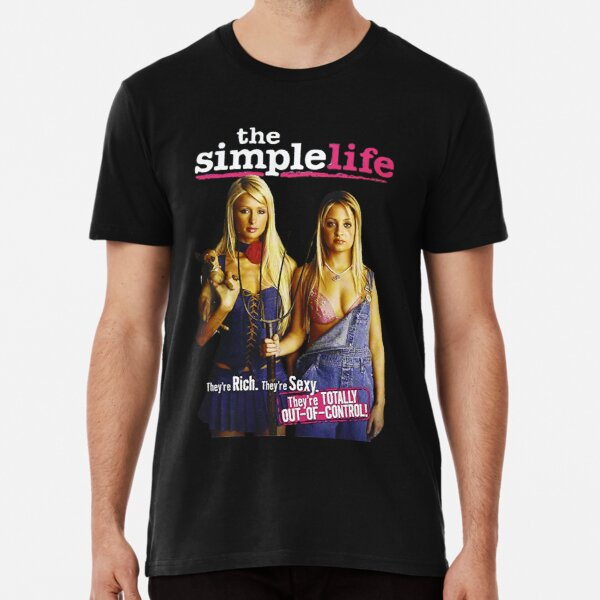La vie simple - Paris & Nicole T-shirt premium