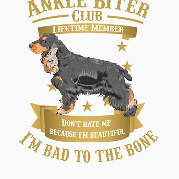 Cocker Spaniels are Bad to the Bone by rodie9cooper6