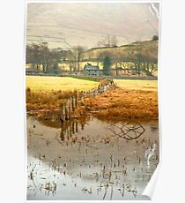 Brotherswater, The Lake District National Park Poster