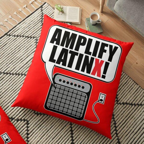 Amplify Latinx Floor Pillow