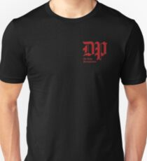The DP Square Red Logo Slim Fit T-Shirt