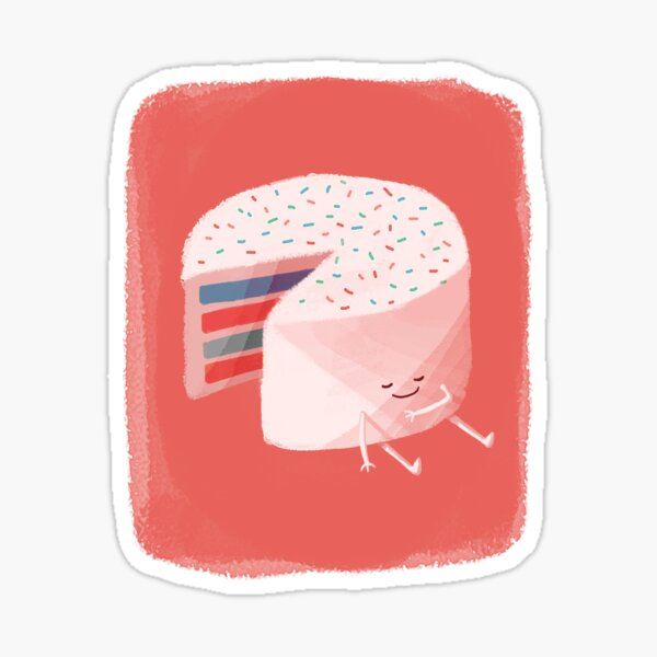 Sugar High Sticker