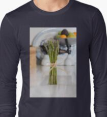 Asparagus Long Sleeve T-Shirt