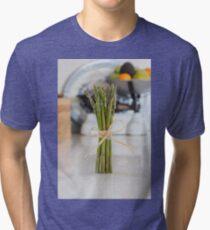 Asparagus Tri-blend T-Shirt