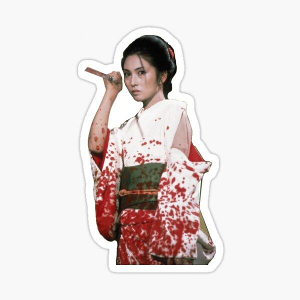 Lady Snowblood Sticker