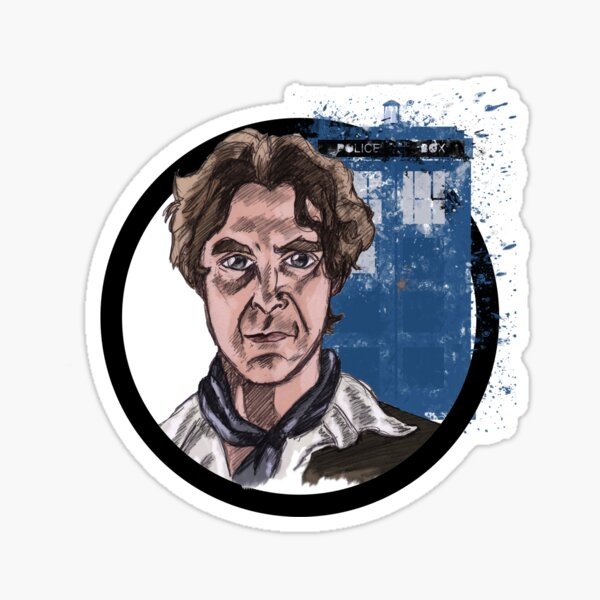 Eighth Lord of Time Sticker