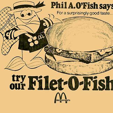 McDonald's Filet-O-Fish by SoCalKid