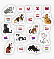 WLW Warrior Cats Sticker