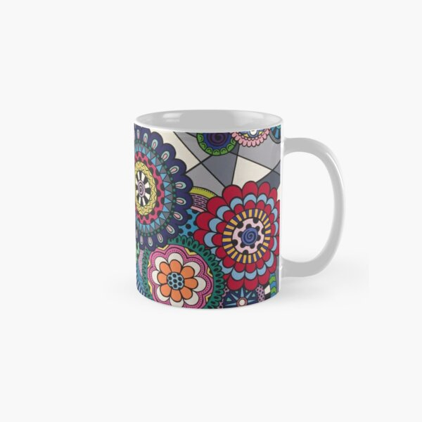 Mandalas In Bloom Classic Mug