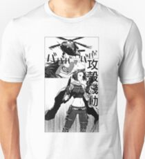 Ghost in the shell manga Unisex T-Shirt