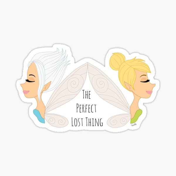 The Perfect Lost Thing Sticker