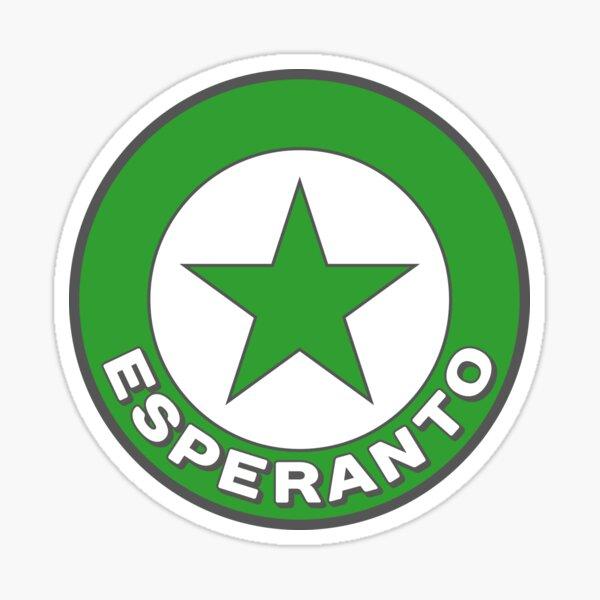 Esperanto Sticker