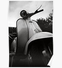 Lambretta LI 150 Poster