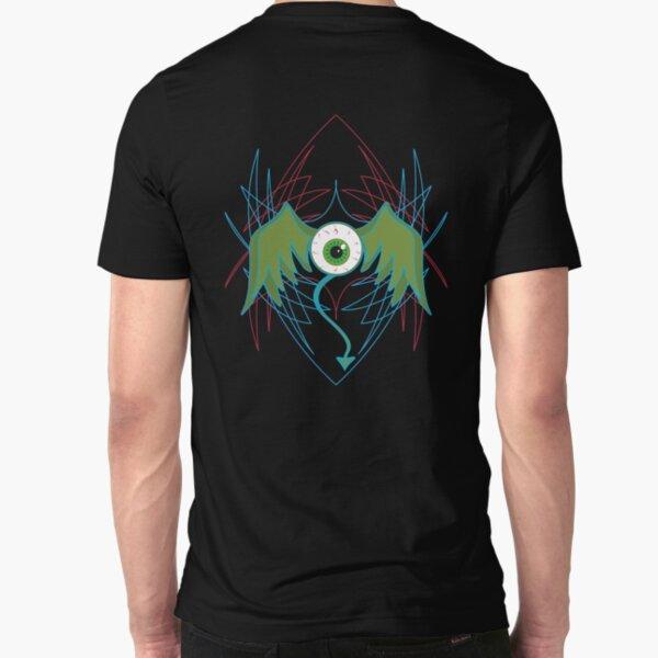 Flying eye Slim Fit T-Shirt