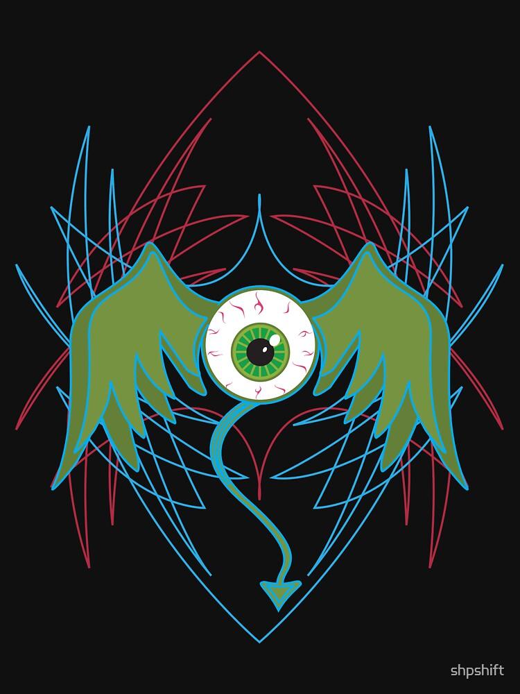 Flying eye by shpshift