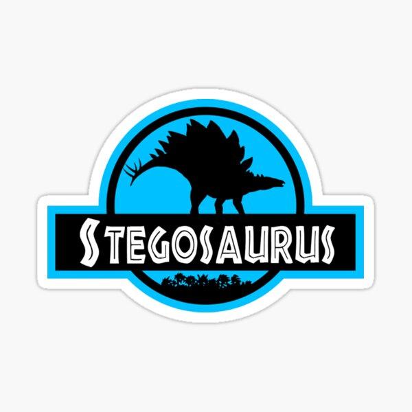Jurassic World: Stegosaurus Sticker