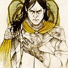 Victarion Greyjoy by Elia Mervi