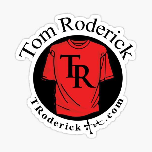 troderickart.com Sticker