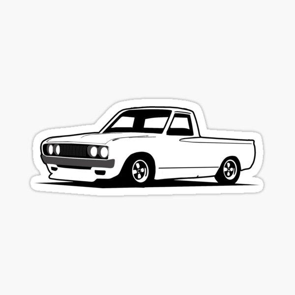 620 JDM Pickup Sticker