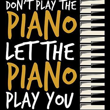 Piano musician by GeschenkIdee