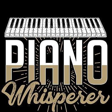 Piano lovers by GeschenkIdee