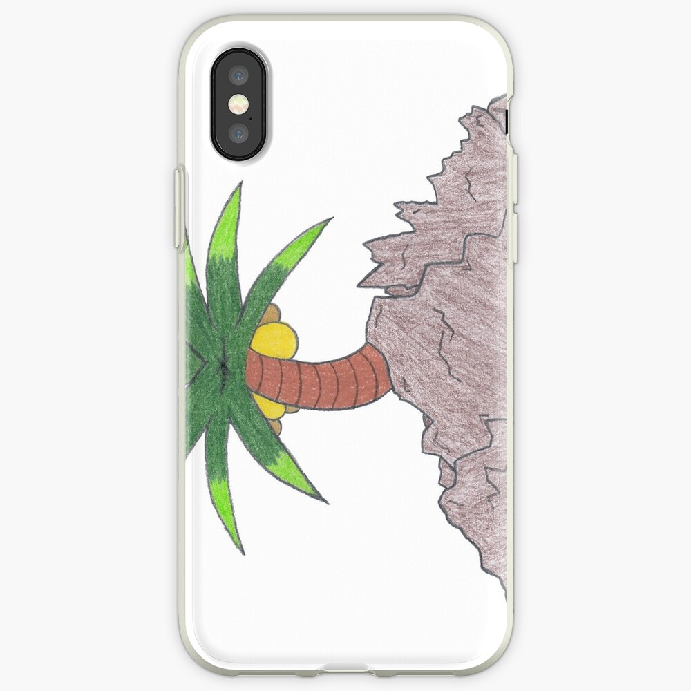 Merch #19 -- Palm Atop The Rugged Embankment iPhone Cases & Covers