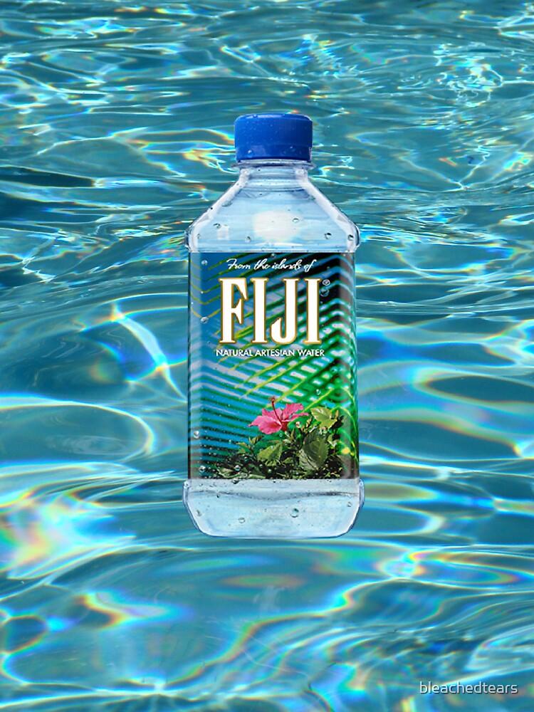 Fiji Water T-Shirt by bleachedtears