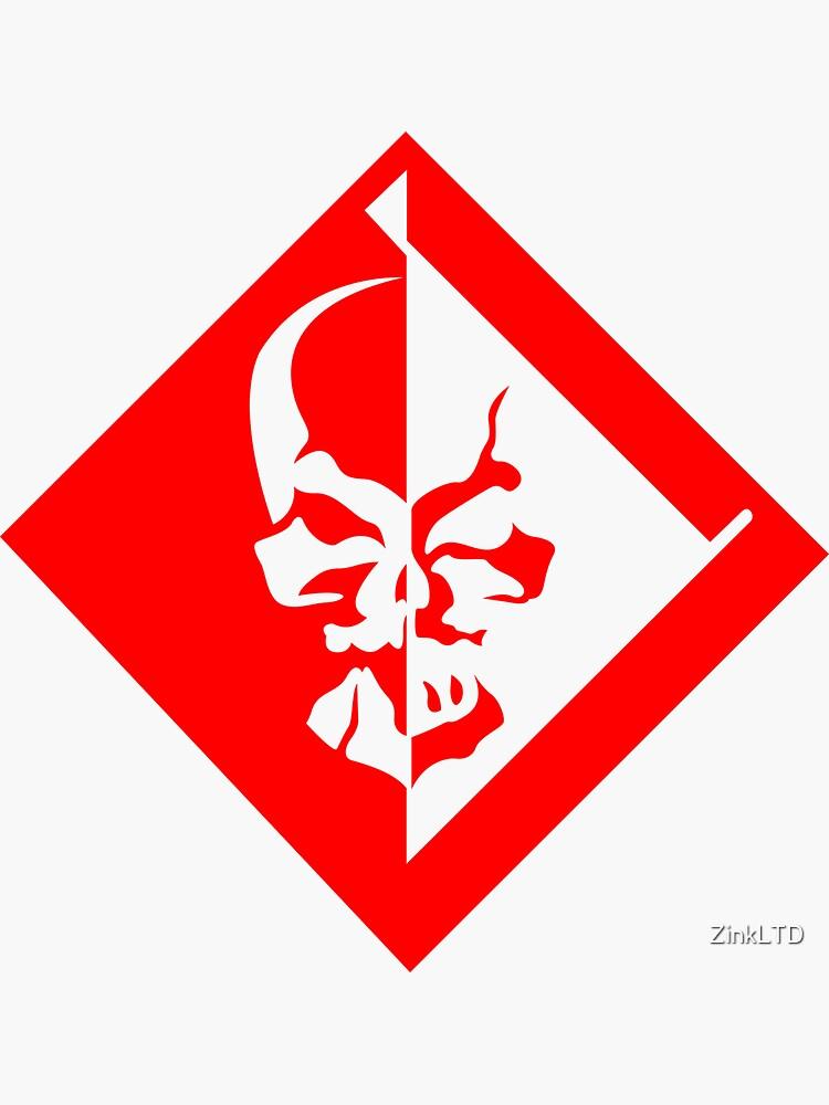 Desperado Logo - Metal Gear Rising  by ZinkLTD