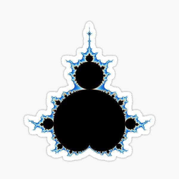 Mandelbrot Fractal Sticker