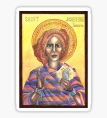 [Icon] St. Josephine Bakhita Sticker