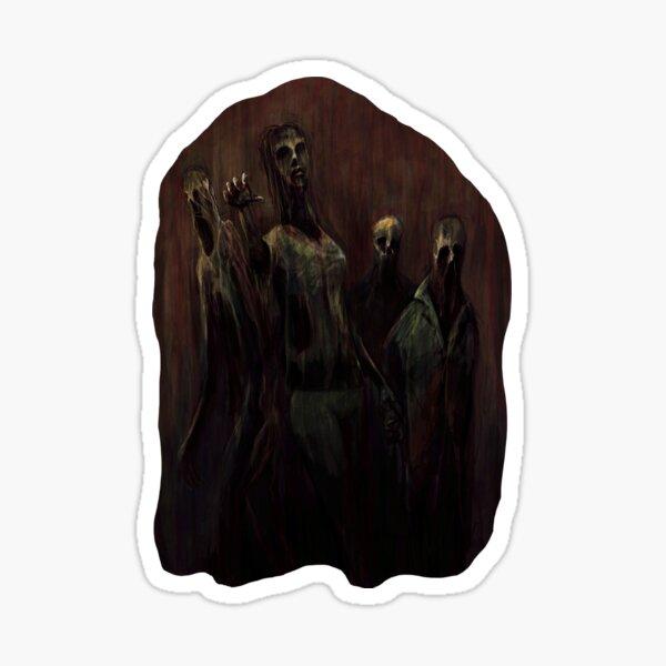 Zombies! Sticker