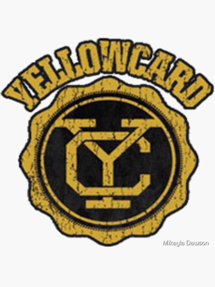Yellowcard by MikaylaDeBerry