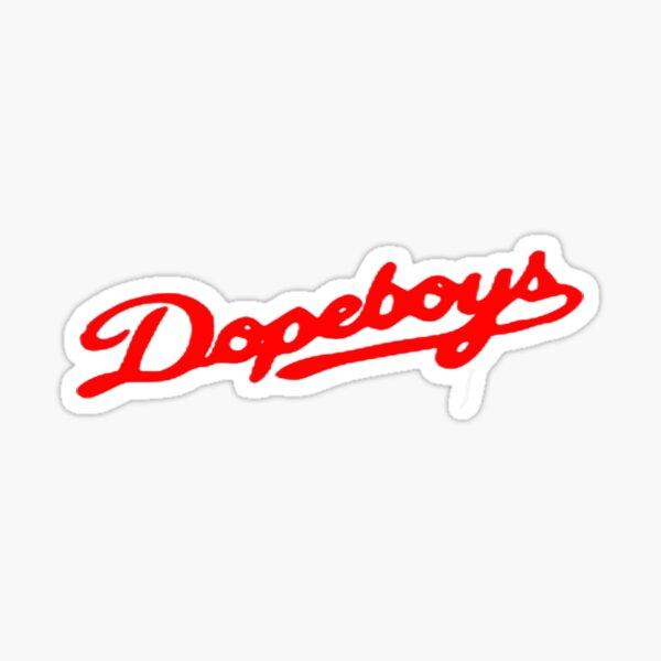 DopeBoys Sticker