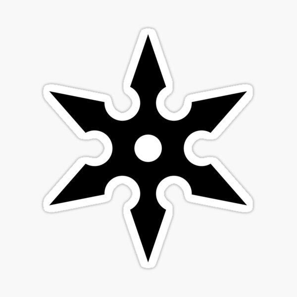Novelty Throwing Star by Spinning Hat Ninja Star Coat Hook NIB
